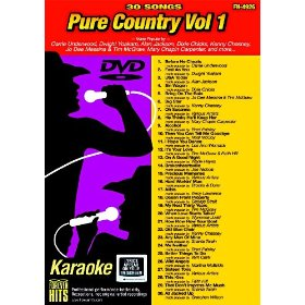 Forever Hits 4926 Pure Country Vol 1 (30 Song DVD)