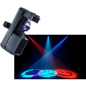 American DJ Com Scan System LED 2 Head Intelligent Lighting System