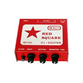 Rolls SE162 Red Square DI Sonic Exciter