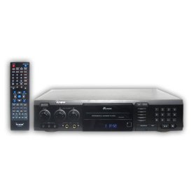 IVIEW 2000K MIDI DVD CD+G Professional Karaoke Player