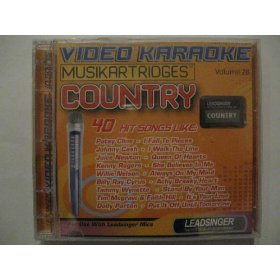 Leadsinger 40 Country Songs Chip: Volume 28