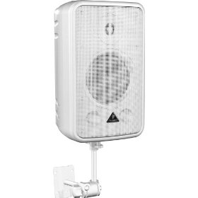 Behringer  Ce500a-Wh Business Environment Speaker High-Performance, Active 80-Watt Business Environment Speaker System
