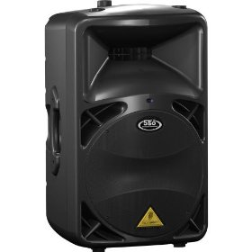 Behringer Eurolive B312D Active 550-Watt 2-Way PA Speaker System with 12-inch Woofer and 1.75-inch Titanium Compression Driver