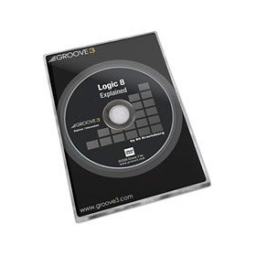 Logic 8 Explained - Tutorial DVD
