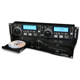 Marathon Cd-2600 Dual Cd Mp3 Player, Id3 Tag, Folder Search, Seamless Loop, Relay Play, Marathon Dcm-2000 Mkii Anti Shock, Digital Outs