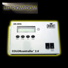 Chauvet COLORcontroller 2.0 - for COLORtube 2.0