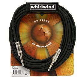 Brand New Whirlwind St25 25 Foot 1/4