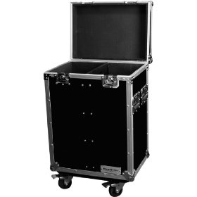 Marathon Flight Ready Case MA-Ut30W Utility Trunk Case With Wheels - Half Size Of The MA-Tut30W