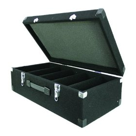 Mr DJ CASE-200 DJ Compact Disc Carrying Case