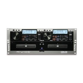 Numark CDN450 Rack-Mount Professional Dual MP3/CD Player