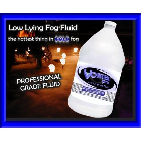 Vortex Professional Low Lying Fog Fluid - Gallon
