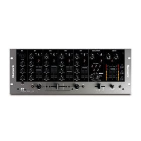 Numark C3 Five-Channel Rack Mixer with Three Mic Inputs