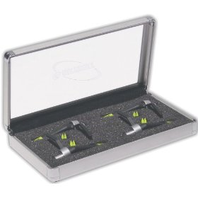 Odyssey KCC4  Krom Case For 4 Needle Cartridges