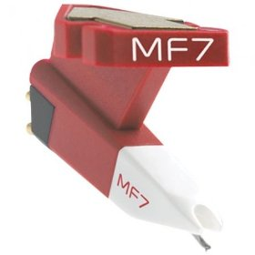 Ortofon MF7 Single Pack - 1 x DJ Cartridge fitted with stylus