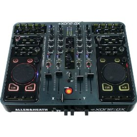 Allen & Heath Xone:DX USB MIDI Controller with Serato Itch