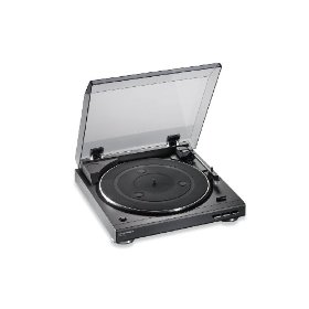 Audio Technica AT-LP2D-USB Fully Automatic Stereo Turntable with USB Output, Includes Recording Software and Dual Magnet Cartridge
