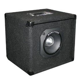 Marathon Btw-1600cb 1600w Peak High Power Bullet Tweeter Complete Mounted In A Box