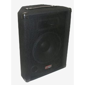 Nady MPA-30 Power Speaker System for use with Karaoke Systems and iPod