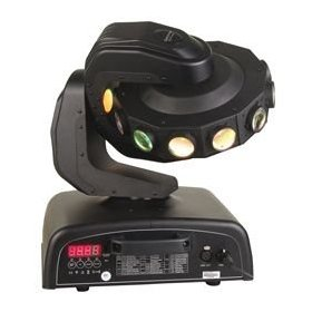 American DJ Accu UFO LED Powered Intelligent Light