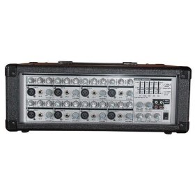 Pyle PMX601 Powered PA Mixer/Amplifier