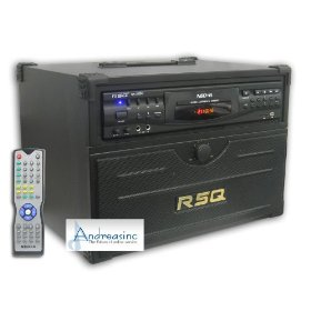 RSQ Echo-NK-2000U 200-Watt DVD / NEO+G / VCD / CDG All-In-One Karaoke Machine