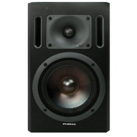 Phonic 210W 2-Way Hi-Res Active Speaker P6A