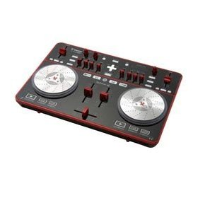 Typhoon USB DJ MIDI Controller with Bundled Traktor Software.