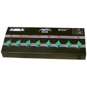 MBT Eight Channel Foot Controller