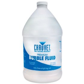 BRAND NEW CHAUVET BJU UNIVERSAL 1 GALLON OF BUBBLE JUICE - TOP OF THE LINE QUALITY GUARANTEED