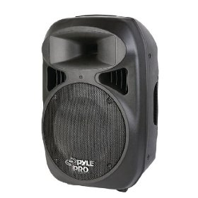 PYLE-PRO PPHP1594A - 15'' 1600 Watt Portable  Powered 2 Way Full Range Loud Speaker System