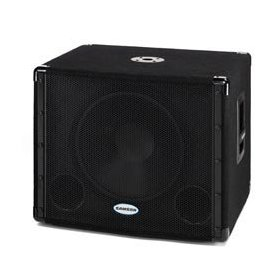 Samson SADB1500A DB1500A Active Subwoofer 15 in. Driver 1000 Watts