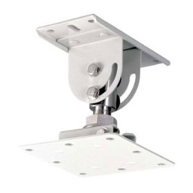 TOA HY-30W Ceiling Mount Bracket Designed for use with F-505605WP Series Speakers, White