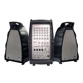 Phonic RoadGear 260 Plus 260 Watt Mobile Sound System