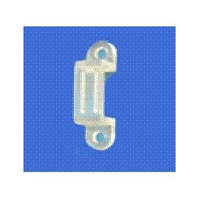 1/2 inch Rectango/Xtra-Bri Rope Light Mounting Clip pack of 100