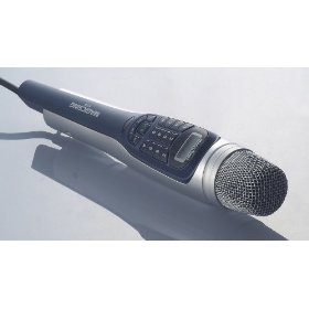 Magic Sing ET-13000 Spanish Wireless Multiplex Karaoke Microphone 2009 Edition