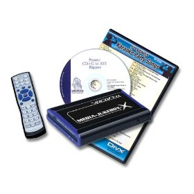 VocoPro  MJ-X 250GB Hard Drive Media Player with Key Control
