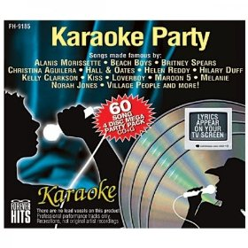 Forever Hits 9185 Karaoke Party (4 Discs 60 Songs)