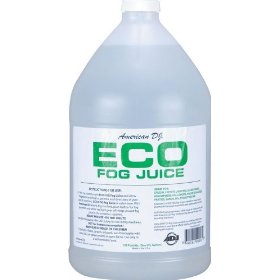 American DJ Eco Fog Gallon Water Based Fog Juice Gallon