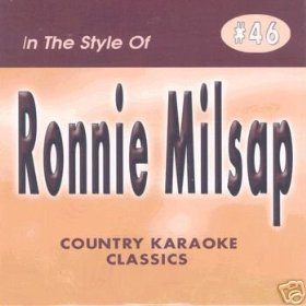 RONNIE MILSAP Country Karaoke Classics CDG Music CD
