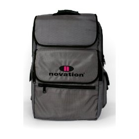 Novation 25 Bag Soft Carry Bag for Novation 25-Key Keyboard and Laptop, Backpack Style Gig Bag