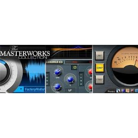 MOTU MasterWorks Collection Modeled analog EQ, classic compression, and convolution reverb for RTAS, AU, VST3, and MAS