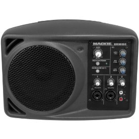 Mackie SRM150 5.25 Compact Active PA system