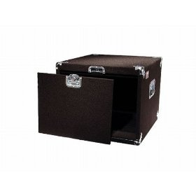 Odyssey CRP08 8 Space 18.5 Deep Carpeted Pro Rack