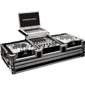 Marathon MA-DJCD12WLT Flight Ready Case
