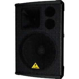 Behringer EurOlive B1520DSP Digital Processor-Controlled 600-Watt 15 PA Speaker System with Integrated Mixer
