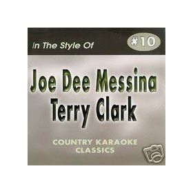JO DEE MESSINA & 8 TERRI CLARK Country Karaoke Classics CDG Music CD