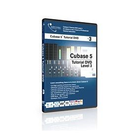 Cubase 5 Tutorial DVD - Level 3 of 4