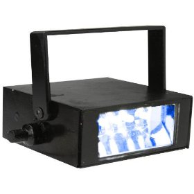 Mini Strobe LED Light Box Blue