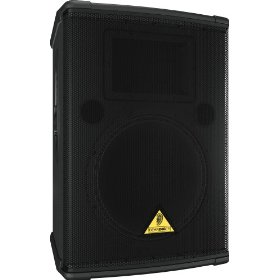 Behringer EurOlive E1220A Processor-Controlled 400-Watt 2-Way Pa Loudspeaker/Floor Monitor