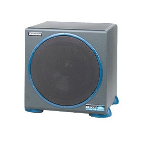 Samson Resolv 120a 120 Watt 10 Inch Active Subwoofer
